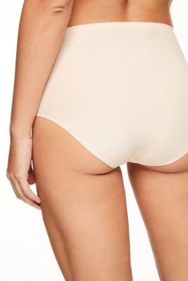 Culotte invisible stretch beige doré chantelle