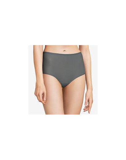 Culotte invisible stretch gris chantelle