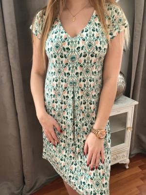 robe imprimée pastel canat