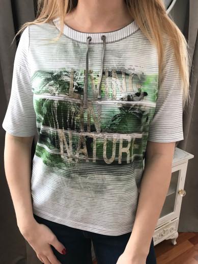 T.shirt nature rabe