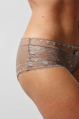 Shorty day to night terre d' ombre chantelle