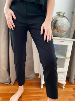 Pantalon noir élastiqué taille magic shape