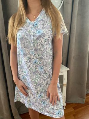 Egatex chemise de nuit été imprimée